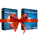 Aneesoft DVD Creator and Total Media Converter Bundle for Windows Voucher Code - SALE