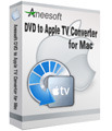 Aneesoft DVD to Apple TV Converter for Mac Voucher