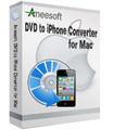 Aneesoft DVD to iPhone Converter for Mac Voucher Sale - SALE