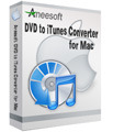 Aneesoft DVD to iTunes Converter for Mac Voucher - Exclusive