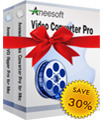 Aneesoft Co,.LTD, Aneesoft Video Converter Suite for Mac Voucher Discount