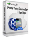 Aneesoft iPhone Video Converter for Mac Voucher Code Exclusive