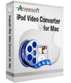 Aneesoft iPod Video Converter for Mac Voucher Sale