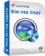 90% Discount for AnyMP4 Blu-ray Copy Platinum Lifetime License Voucher