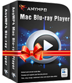 AnyMP4 Blu-ray Player Suite Voucher Discount