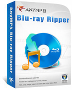 90% AnyMP4 Blu-ray Ripper Lifetime License Voucher