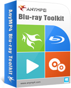 AnyMP4 Blu-ray Toolkit Voucher Code Exclusive