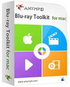 Instant 90% AnyMP4 Blu-ray Toolkit Lifetime License Deal