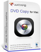 90% Voucher AnyMP4 DVD Copy for Mac Lifetime License