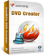 AnyMP4 DVD Creator Voucher Sale - Instant Deal