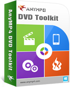 AnyMP4 DVD Toolkit Voucher Code Discount - SPECIAL