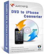 20% AnyMP4 DVD to iPhone Converter Voucher Code