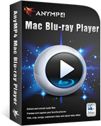 AnyMP4 Mac Blu-ray Player Voucher Code Exclusive
