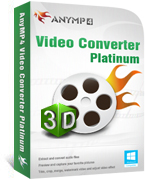 20% AnyMP4 Video Converter Platinum Voucher Code