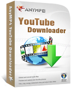 20% AnyMP4 YouTube Downloader Voucher Code