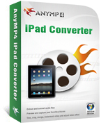 AnyMP4 iPad Converter 20% Discount