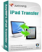 20% Savings on AnyMP4 iPad Transfer Voucher