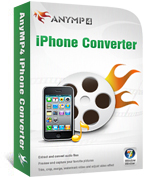 20% AnyMP4 iPhone Converter Voucher
