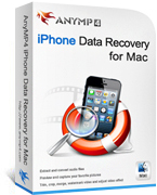 AnyMP4 iPhone Data Recovery for Mac Discount Voucher