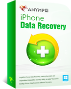 20% AnyMP4 iPhone Data Recovery Voucher Code