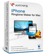 AnyMP4 iPhone Ringtone Maker for Mac Voucher Code - SPECIAL