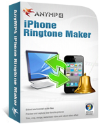 90% Savings for AnyMP4 iPhone Ringtone Maker Voucher Code