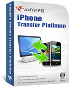 AnyMP4 iPhone Transfer Platinum 20% Deal
