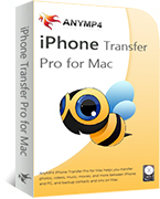 AnyMP4 iPhone Transfer Pro for Mac Voucher Code Discount - EXCLUSIVE