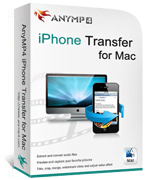 20% AnyMP4 iPhone Transfer for Mac Voucher Code