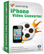 Get 20% AnyMP4 iPhone Video Converter Voucher