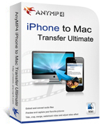 20% Discount for AnyMP4 iPhone to Mac Transfer Ultimate Voucher