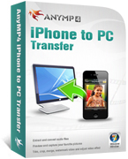 20% Savings for AnyMP4 iPhone to PC Transfer Voucher