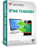 AnyMP4 iPod Transfer 20% Discount Code