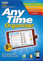 15 Percent AnyTime Organizer Deluxe Voucher Deal