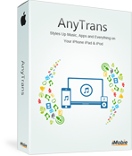 AnyTrans for Mac Discount Voucher - Click to check out