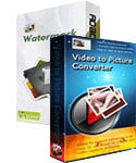 Aoao Video to Picture Converter + Aoao Photo Watermark Bundle Voucher Discount - Special