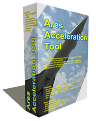 Enjoy 35% Ares Galaxy Acceleration Tool Discount