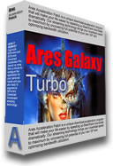 Ares Galaxy Turbo Booster 35% Discount Code