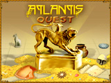 40% discount for Atlantis 3D Screensaver