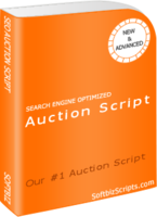 Auction software (with Design 1) Voucher Code Discount