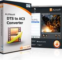 15% Aunsoft DTS to AC3 Converter for Mac Voucher Code Discount