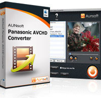 Aunsoft Panasonic AVCHD Converter for Mac Voucher Sale - SALE