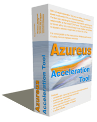 35% Azureus Acceleration Tool Savings
