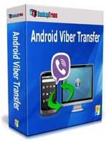 Backuptrans Android Viber Transfer (Family Edition) Voucher Discount