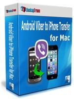 Backuptrans Android Viber to iPhone Transfer for Mac (Family Edition) Voucher Code Exclusive