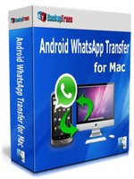 Backuptrans Android WhatsApp Transfer for Mac(Personal Edition) Voucher Code Discount - Instant Discount