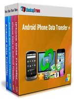 Backuptrans Android iPhone Data Transfer + (Family Edition) Voucher Deal