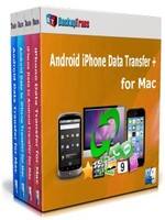 Backuptrans Android iPhone Data Transfer + for Mac (Personal Edition) Voucher - SALE