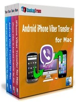 Backuptrans Android iPhone Viber Transfer + for Mac (Family Edition) Voucher Code Exclusive - EXCLUSIVE