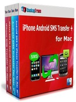 Backuptrans iPhone Android SMS Transfer + for Mac (Business Edition) Voucher Sale
